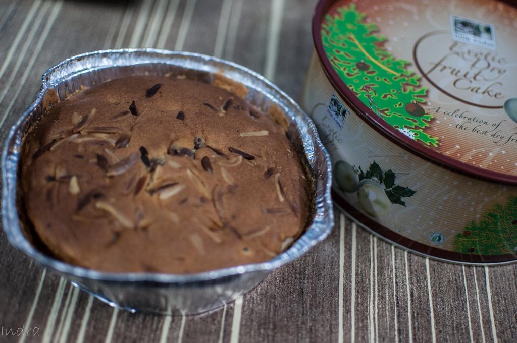 Bisk Farm - fruit cake