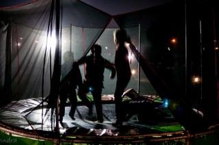 ecopark kolkata trampoline
