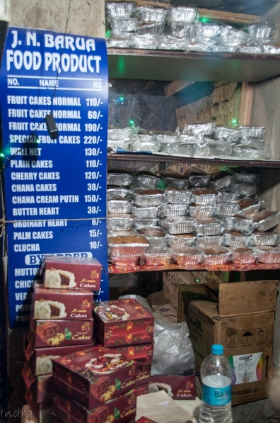 J N Barua food products