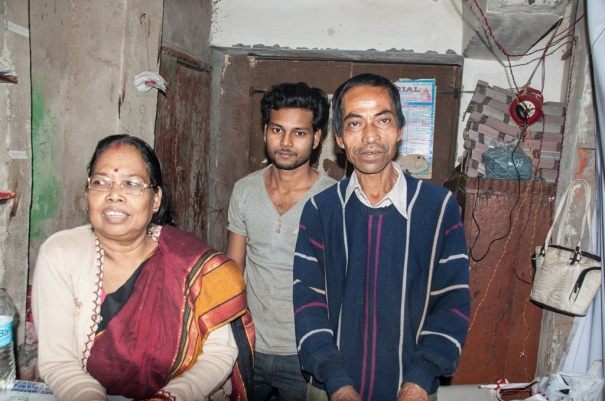 Mantu da and family