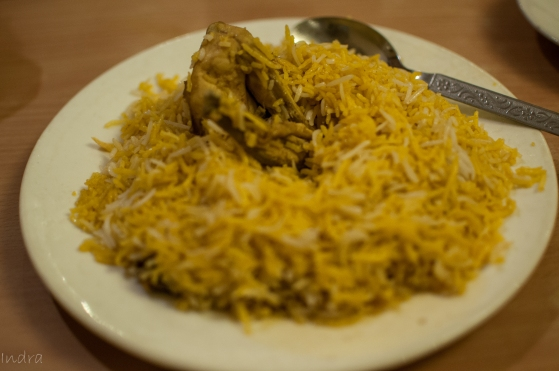 Royal- chicken biryani 2