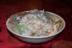 prawn choiw chow rice 2