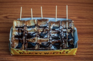 Waffle on a stick 2