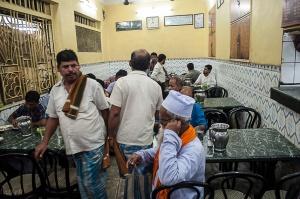 Bombay tea house