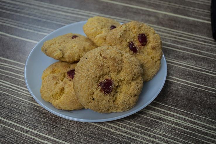 Nankhatai biscuit