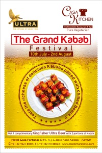 Casa - Kebab and Beer Festival - POSTER