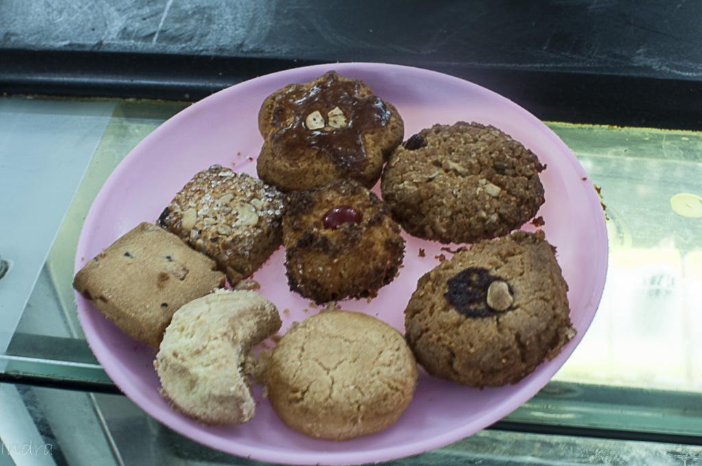 Assorted biscuit at nimrah