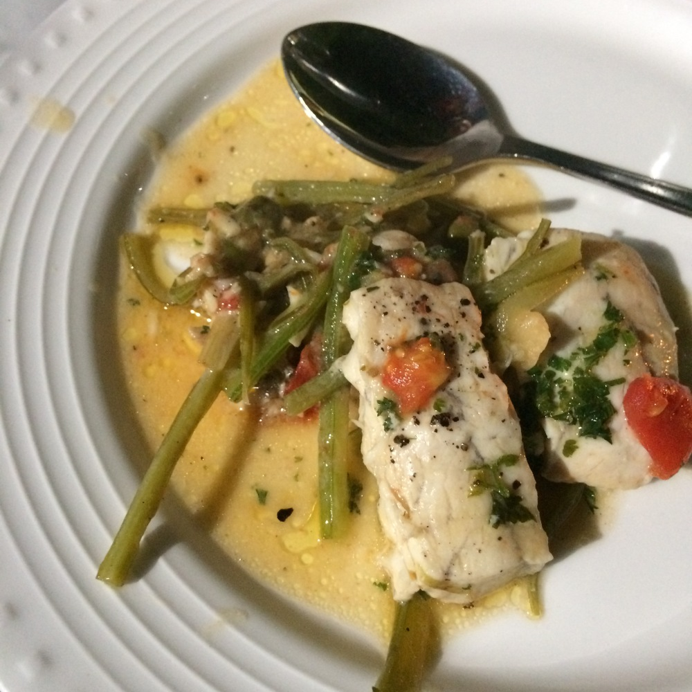 Poached fish by ITC Sonar